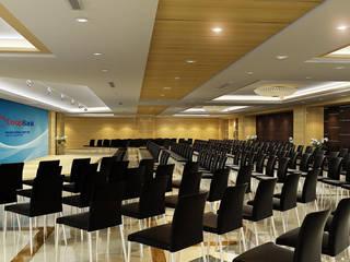 Thiết kế thi công nội thất văn phòng ngân Hàng Co-op Bank:   by Nội Thất TNC