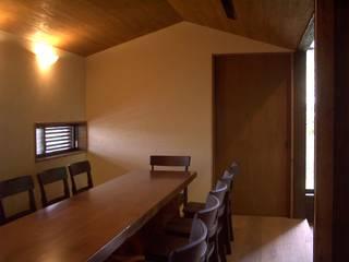 大学学生食堂+ゲストハウス UNIVERSITY CAFETERIA + GUESTHOUSE 北欧風レストラン の HASAS 一級建築士事務所 長谷川健吾建築設計事務所 北欧