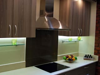 Showroom Revamp Capital Kitchens cc Modern kitchen Wood Wood effect