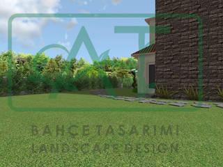 AYTÜL TEMİZ LANDSCAPE DESIGN Jardins modernos
