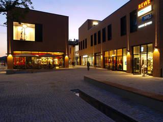 Einkaufszentrum Schwäbisch-Gmünd :  Ladenflächen von Architekturbüro Uerdingen