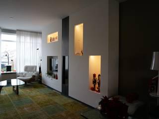 ook plek op maat voor de kunst:   door AID Interieur Architecten