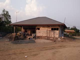by D-Built รับออกแบบสร้างบ้าน