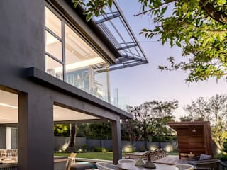 GSQUARED architects Casas modernas