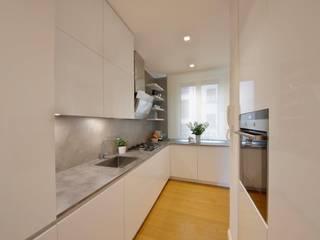 Dapur oleh studio ferlazzo natoli, Minimalis
