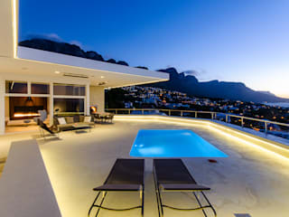 Camps Bay House 1 Minimalist house by GSQUARED architects Minimalist