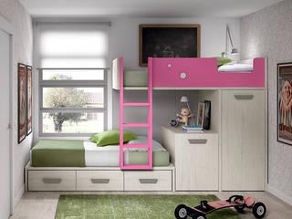 Habitaciones juveniles - Catálogo OLDSCHOOL de ROS1 Moderno