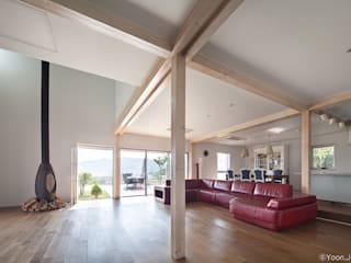 Modern living room by 솔토지빈 Modern