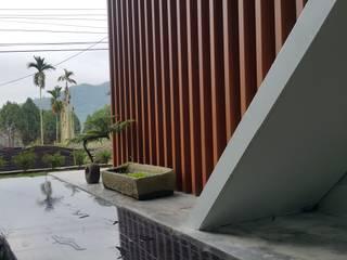 石方室內裝修有限公司 Spazi commerciali in stile minimalista