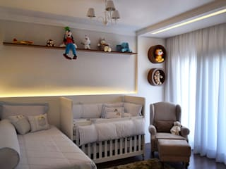 Nursery/kid's room by Join Arquitetura e Interiores, Modern