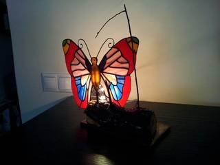 Glassyhands – Kelebeğin Rüyası: klasik tarz tarz Oturma Odası