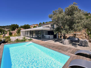 Terrace by Atelier Jean GOUZY