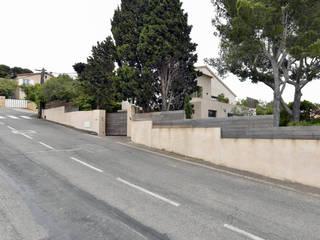 Mediterranean style house by Atelier Jean GOUZY Mediterranean