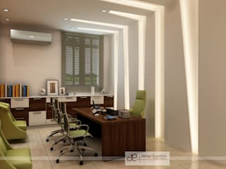 PKS Office Noida Sec-63:  Offices & stores by Design Essentials,Modern