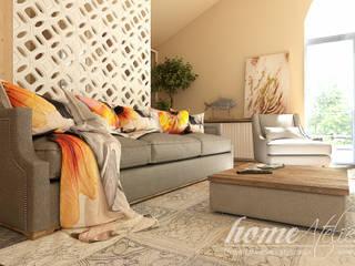 Salas de estar  por Home Atelier,
