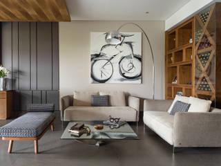 Salas modernas de BARDASANO ARQUITECTOS Moderno