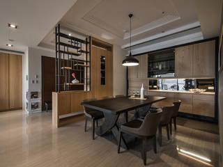 餐廳 存果空間設計有限公司 Modern Dining Room