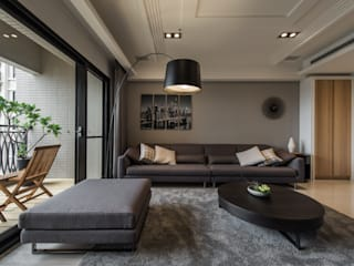 Modern Terrace by 存果空間設計有限公司 Modern