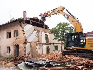 รับทุบตึก รื้อถอนบ้าน รับทุบอาคาร รับซื้อโรงงานเก่า รื้อถอนอาคารเก่าทุกขนิด 0808077461:   by บ.สุริยะ การโยธา จำกัด