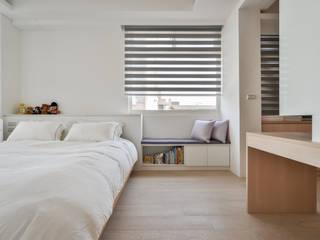 臥房 根據 存果空間設計有限公司 北歐風