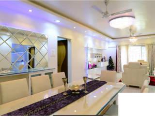 غرفة السفرة تنفيذ BVM Intsol Pvt. Ltd.
