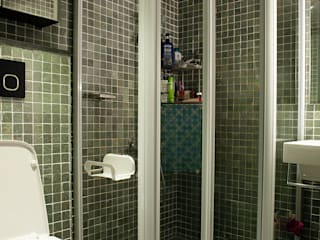 에클레틱 욕실 by homify 에클레틱 (Eclectic)