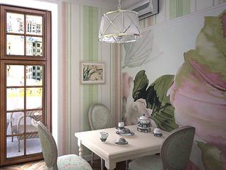 Classic style kitchen by студия Виталии Романовской Classic