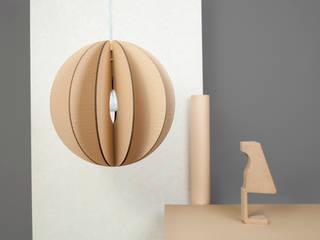 CARTONADO lamp:   por Vicara