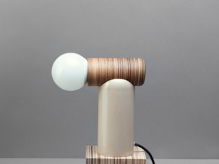 VENEER lamp:   por Vicara