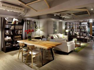 禾木家具 Office spaces & stores