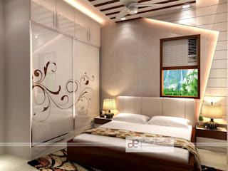 modern Bedroom by Design Essentials