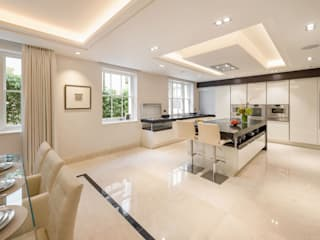 RBD Architecture & Interiors, Kensington & Chelsea project by RBD Architecture & Interiors Класичний