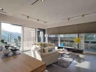 實品案例-住家 禾木家具 現代房屋設計點子、靈感 & 圖片