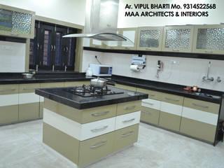 Modern Kitchen by MAA ARCHITECTS & INTERIOR DESIGNERS Modern