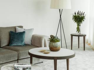 Living room by Studio K Design, Modern