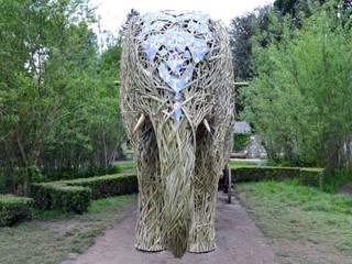 Déambulons ArtworkSculptures Bambu