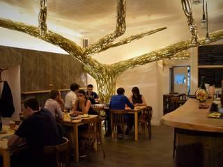 Déambulons Office spaces & stores Bambu