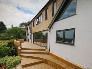 Farnham Project:  Houses by ADAPT ARCHITECTURE