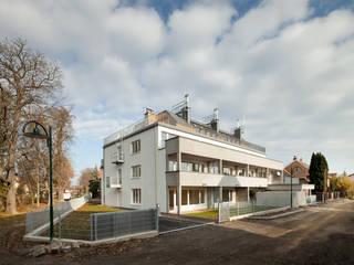 Wohnhaus Korneuburg Moderne Häuser von illichmann-architecture Modern