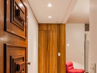 Phòng khách theo Aptar Arquitetura, Hiện đại