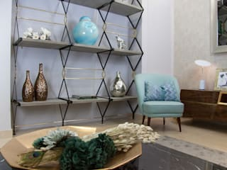 Sala de Estar : Salas de estar  por Glim - Design de Interiores