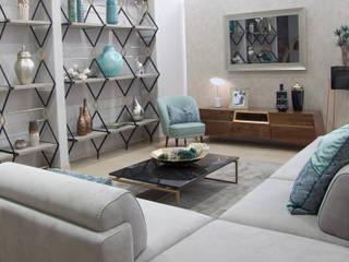 Sala de Estar por Glim - Design de Interiores Moderno