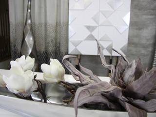 SALA DE JANTAR GREY por Glim - Design de Interiores Moderno
