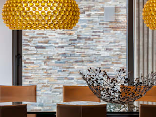 Comedores de estilo moderno de INAIN Interior Design Moderno