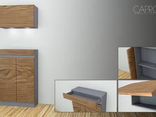 Propuesta de diseño.:  de estilo  por ESTUDIO FD