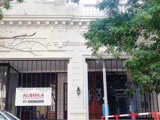 OBRA LOCALES BELGRANO 200 - CENTRO - BAHÍA BLANCA Casas clásicas de MSA ESTUDIO DE ARQUITECTURA Clásico