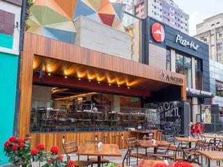 Nhà hàng theo Aptar Arquitetura, Hiện đại