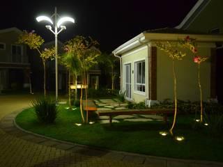 Modern Bahçe Garden Light Paisagismo Modern