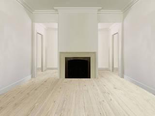 Ristrutturare con il bianco: Sala da pranzo in stile in stile Eclettico di Arch. Francesco Antoniazza - Verbania Como
