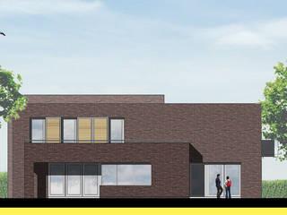 Rotterdam 16hoven:   door Marc Font Freide Architectuur